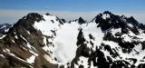 Eel  Glacier on Mt Anderson