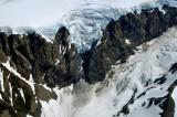 Blue Glacier on Mt Olympus