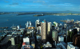 Auckland from Skytower
