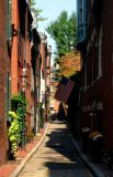 alley