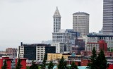 Smith tower and Chinatown
