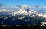Glacier Peak and surrounding area