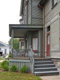 Side Porch Rear