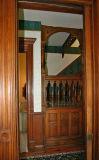 Powder Room under Stairs