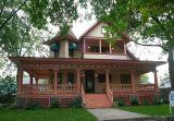 Colonial Revival in Fairbury