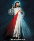 Vision: Jesus I trust in You
