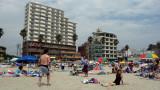 Beach scene at Utsumi