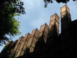 Climbing kilns of Noborigama