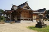 Suwa-jinja in Shibata