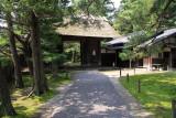 Entrance to Shimizu-en, Shibata