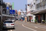 Standard shopping street in Shibata