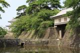 Omōte-mon gate at Shibata Castle