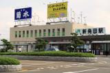 JR Shibata Station