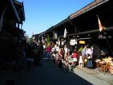 A busy stretch in Sanmachi