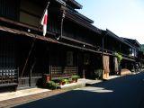 Old private homes in Sanmachi