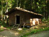 Woodcutters' hut