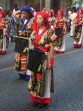 Dancers from Hokkaidō