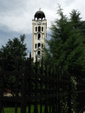 Bell tower of Sveti Dimitrija Church