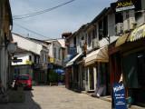 Cobbled street in Čaršija