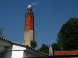 Sahat Kulla (Clock Tower) of Sultan Murat Mosque