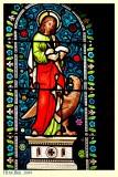Bishops Chapel - Stained Glass - Kapel van de Bisschoppen - Gebrandschilderde Ramen - III