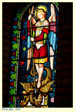 Bishops Chapel - Stained Glass - Kapel van de Bisschoppen - Gebrandschilderde Ramen - IV