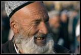 Uigur portrait