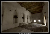 A room inside Jabrin fortress