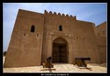 Jabrin Fortress Entrance