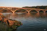 Patterson Bridge from Jot's Landing