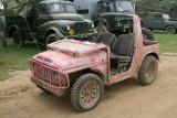 Pink Jeep