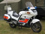 Honda Military Police Bike