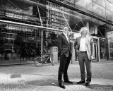 Two managers from the Dutch Telco KPN