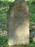 Ester Pesel daughter of Yehoshua Heshel died 19th Kislev 187_