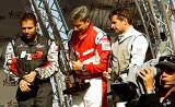 2nd  Hannes Arch(Austria)  Winner Paul Bonhomme(UK)  3rd  Steve Jones(UK)