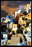 Santorini  .Oia