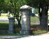Sylvester Miller Grave
