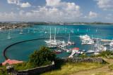 Ft. Louis - Marigot Bay