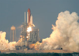 Endeavour Lifts off!