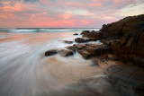 Coolum Cove Sunset