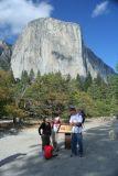 Glaciers at the gate, Yosemite National Park, California