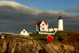 2212!DSC09945.jpg A FEW MINUTES AGO! EXTRAORDINARY LIGHT AT NUBBLE LIGHT HOUSE YORK MAINE DONALD VERGER