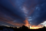 DSC00118.jpg STOPPING ON MY WAY HOME FROM JAY MAINE, SUNSET PROGRESSION IMAGE
