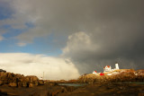 245DSC03398nubble.jpg WILD STORM BLOWS THROUGHT NUBBLE LIGHTHOUSE