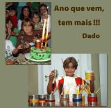 Aniversário Luiz Eduardo Bayer