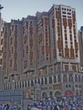 a meccan hotel.