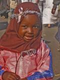 An African young haja