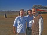 Dr el masri,el jazairi kamel and the scotish ibrahim ,a bunch of very kind men
