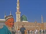 Probably a Tajik muslim.