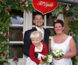 Bryllup-Karina og Steffan 07.07.07